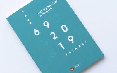 Jakie książki wydawano w 2019 roku?