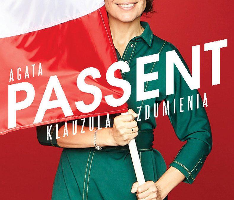Klauzula zdumienia – Agata Passent