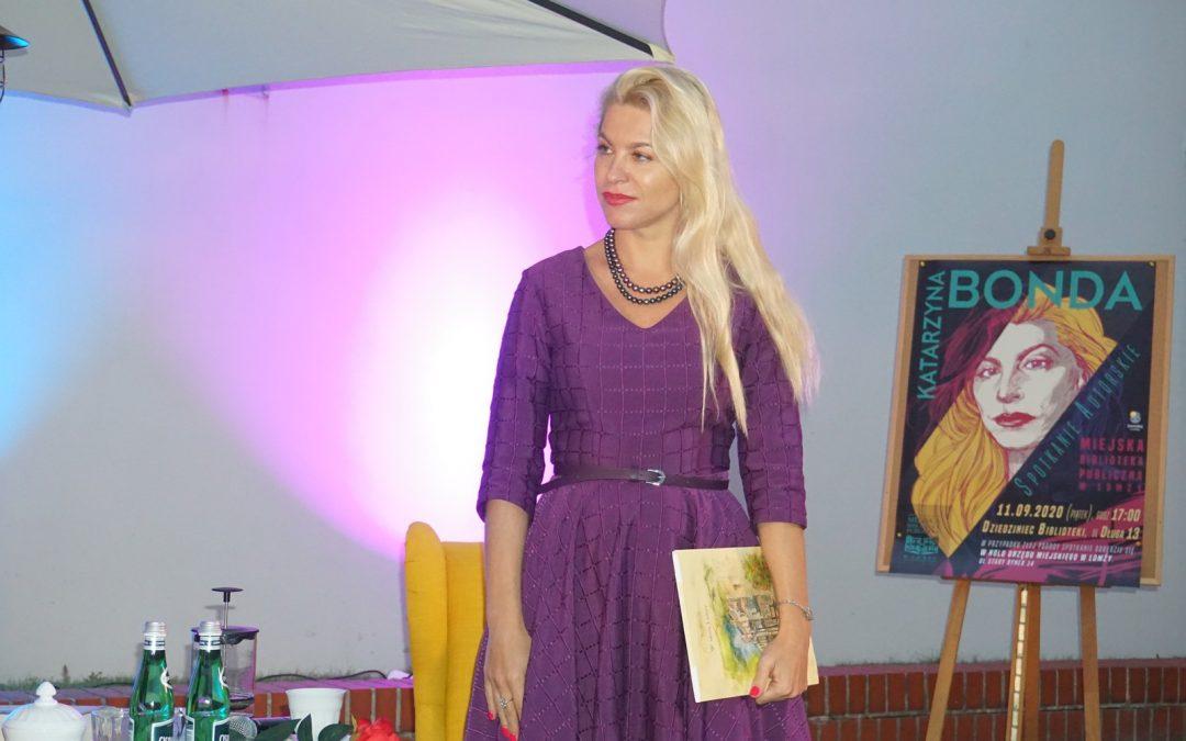 Katarzyna Bonda Fot. 4