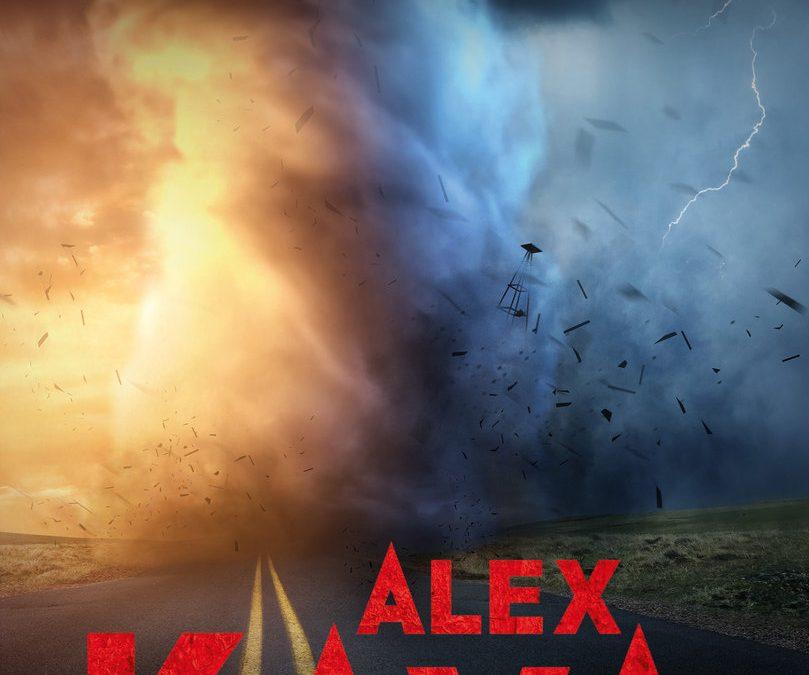 Złowrogie niebo – Alex Kava