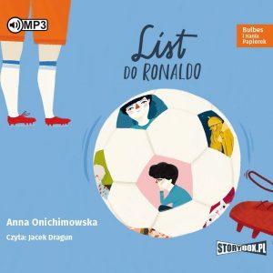 List do Ronaldo – Anna Onichimowska