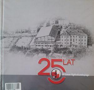 Jubileusz 25-lecia szkoły – III Liceum Ogólnokształcące im.  Żołnierzy Obwodu Armii Krajowej w Łomży