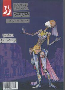 33 Spotkania teatralne Walizka – moje miasto