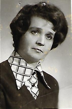 Zmarła Pani Irena Alicka