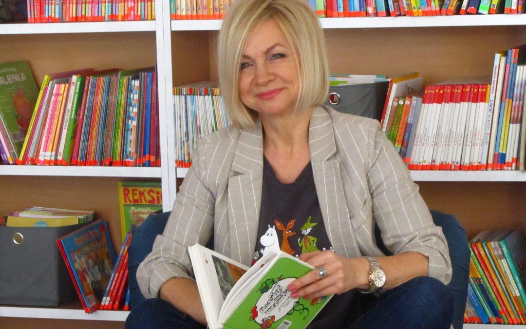 Renata Igielska – Podlaskim Bibliotekarzem Roku 2020