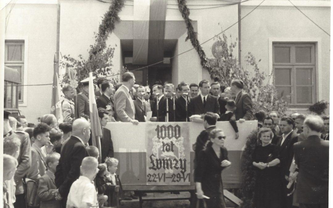 4.Obchody 1000-lecia Łomży