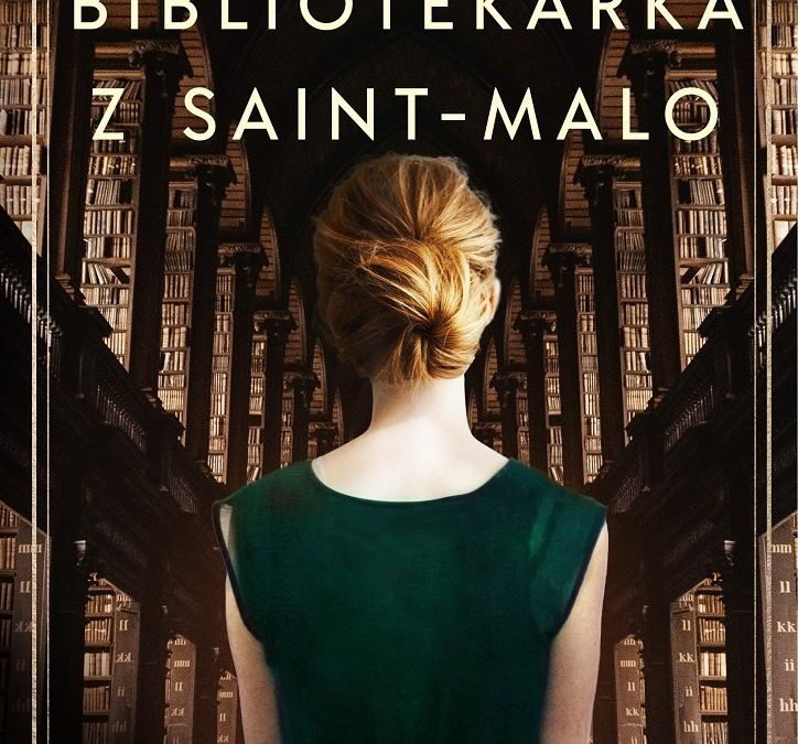 Bibliotekarka z Saint-Malo – Mario Escobar