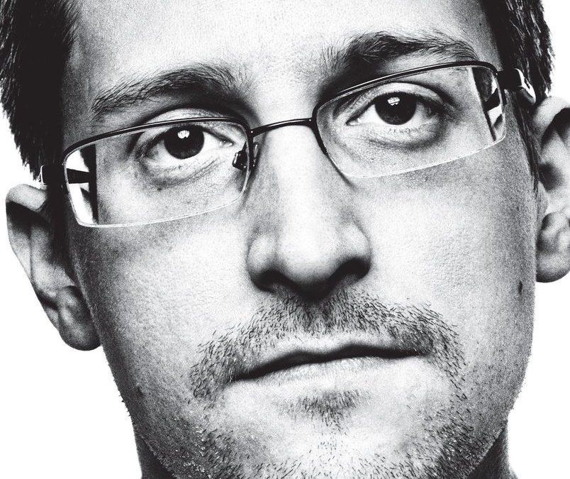 Pamięć nieulotna – Edward Snowden