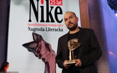 Zbigniew Rokita laureatem Nagrody Literackiej Nike 2021